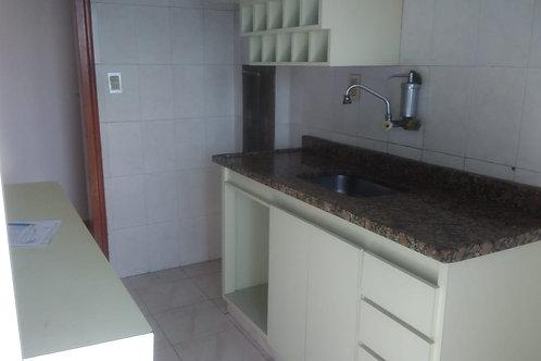 Brás (2 Dorms. + 1 WC + Cozinha Planejada) 1 Vaga de Garagem