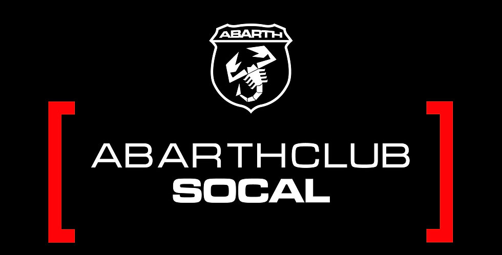 NEW Socal Abarth Club