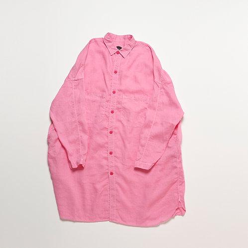 RnR ANYBODY'S SHIRT Yuzen Pink