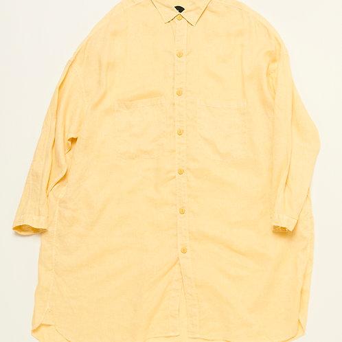 ANYBODY'S SHIRTS Turmeric Yellow