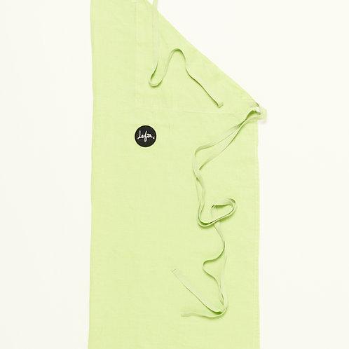 ANYBODY'S APRON Celery Green