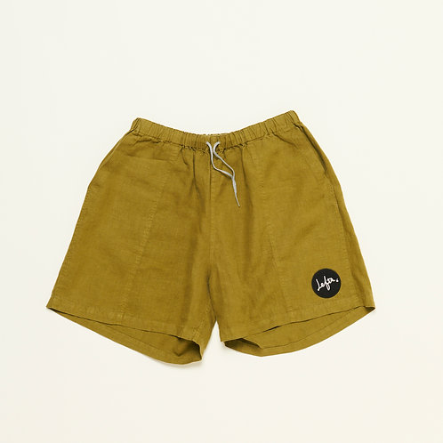 ANYBODY'S ONE SHORTS Kale Khaki