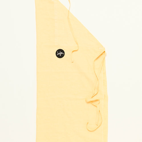 ANYBODY'S APRON Turmeric Yellow