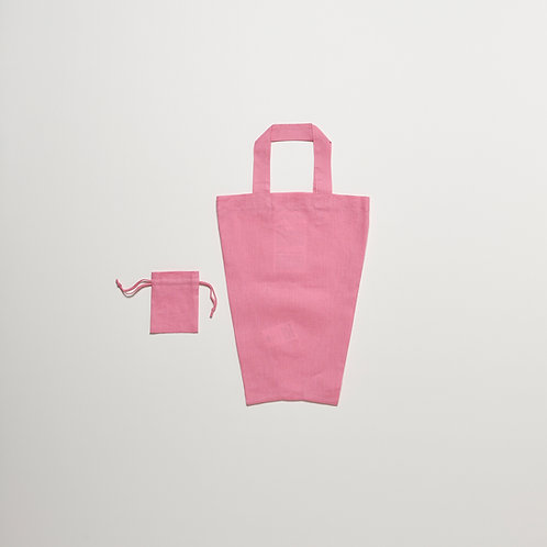 RnR LUNCH BOX TOTE Yuzen Pink