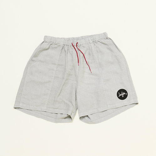 ANYBODY'S ONE SHORTS Almondmilk Grey