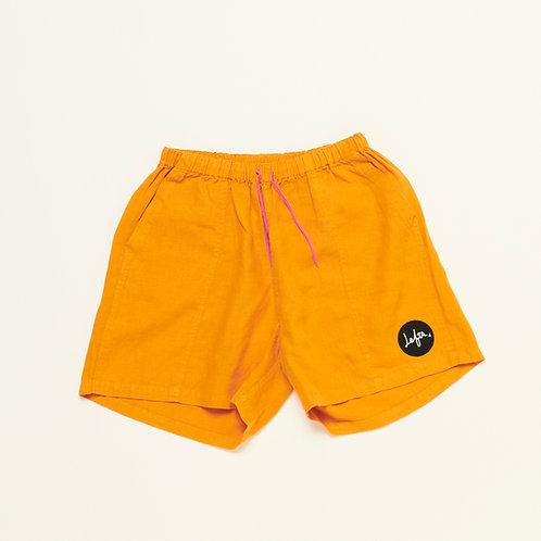 ANYBODY'S ONE SHORTS Ginger Orange
