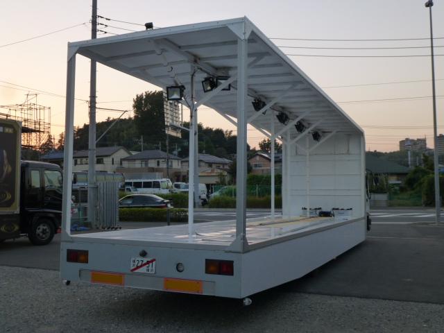 4トンロングアドトラックの製作