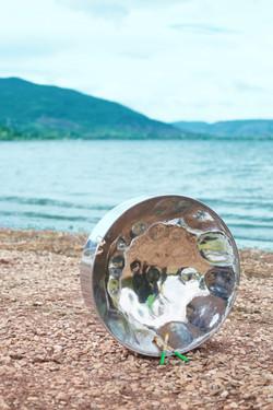 steelpan lac du salagou