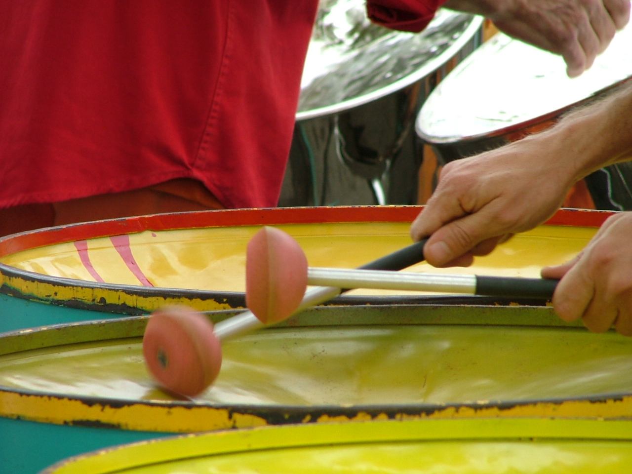 steelpan six bass