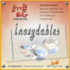 "Little Big Steelband, album ""Inoxydables"" (2010)"