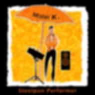 Mister K, steelpan performer