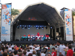 concert du steelband de montagnac