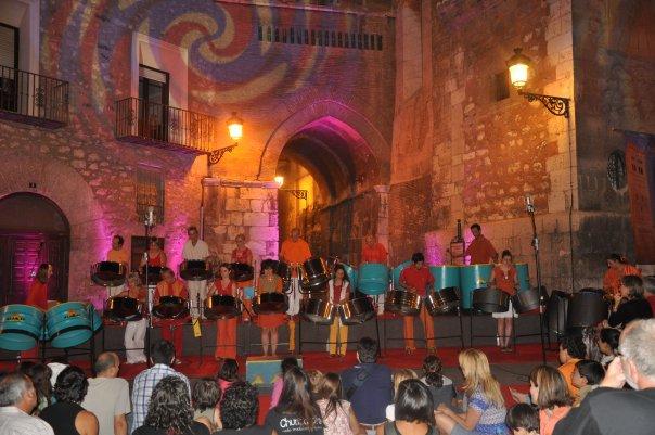 concert du sbm à Teruel (2009)