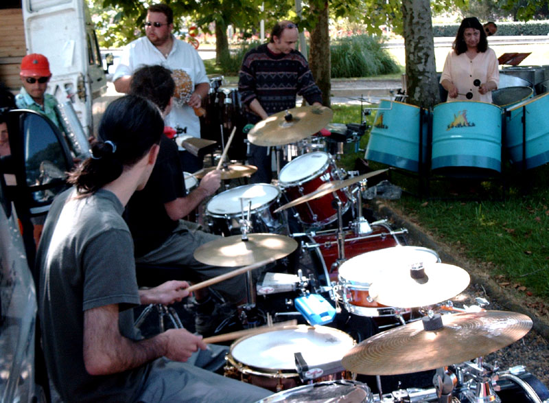 Concert Steelband de Montagnac