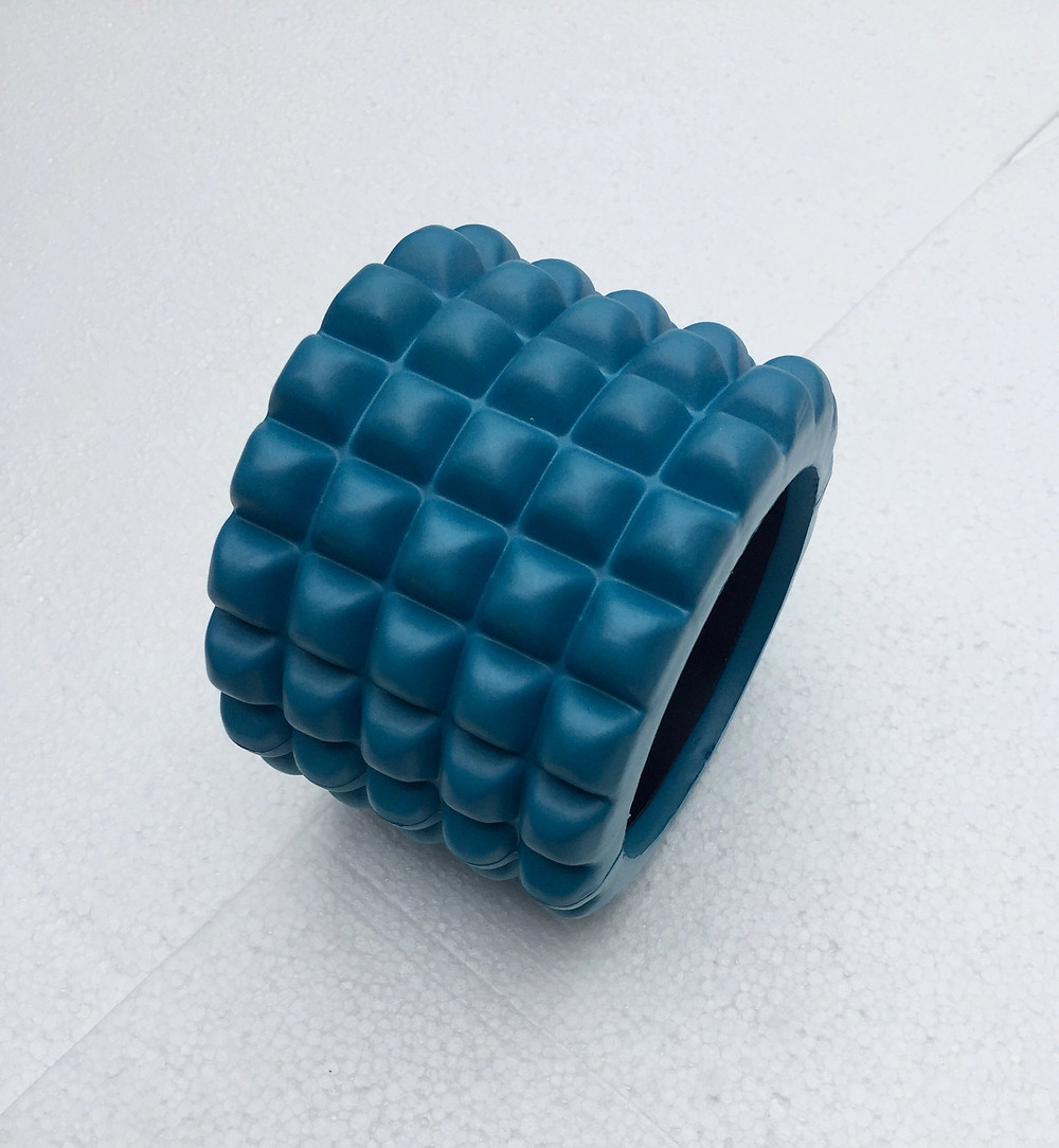 Our newest offering to those of you who are always on the go...  we are so excited to offer you the Mini Roll, a smaller sized roller that is easy to pack an take with you wherever you go.