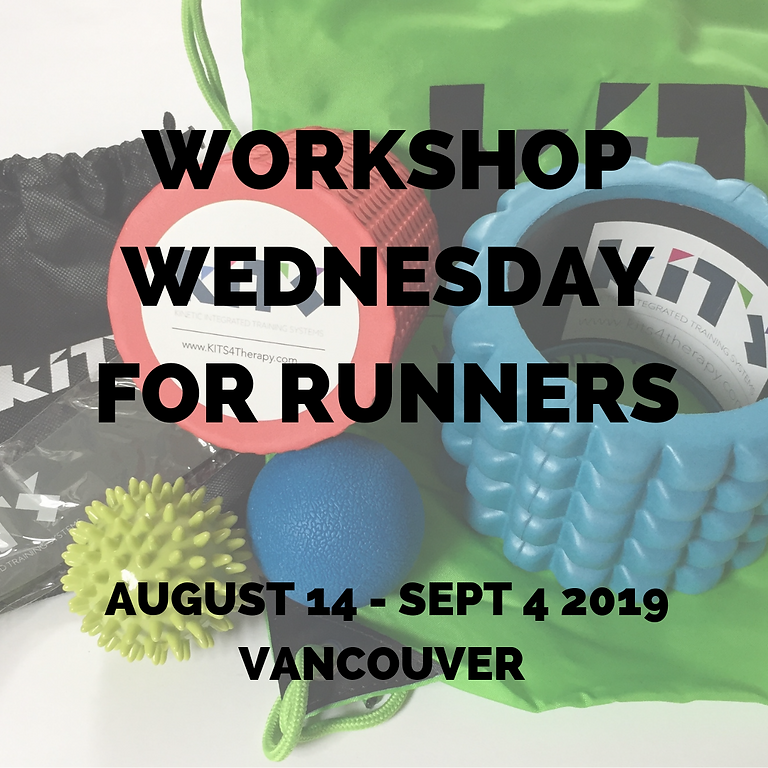 Wednesday Workshop for Runners