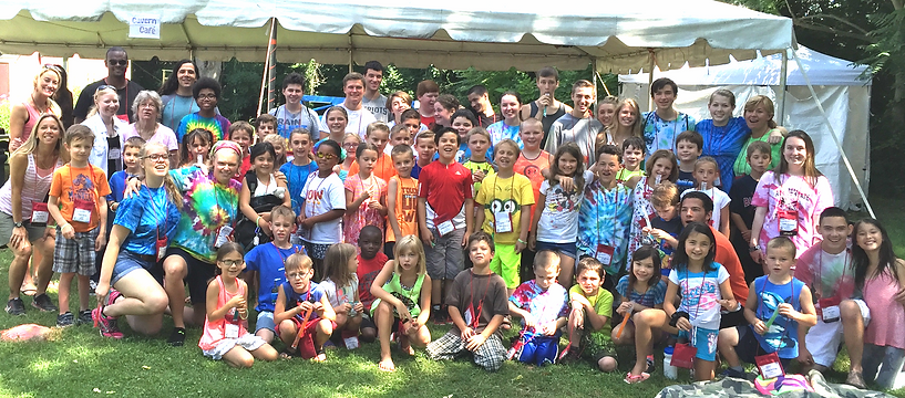 The Huntington Chapel VBS 1-5 Group 2016