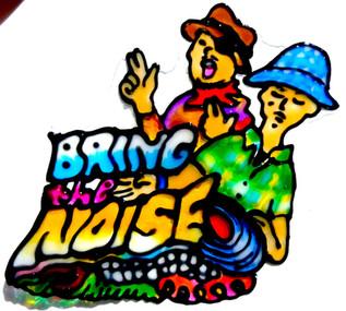 bringthenoise logo