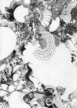 pen drawing 2007