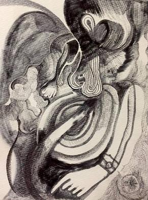 pen drawing 2017