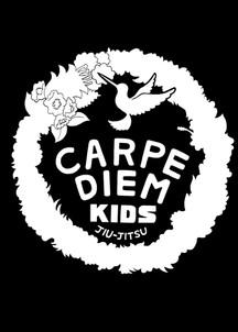 T-shurts Logo (Carpe-Diem BJJ KIDS)