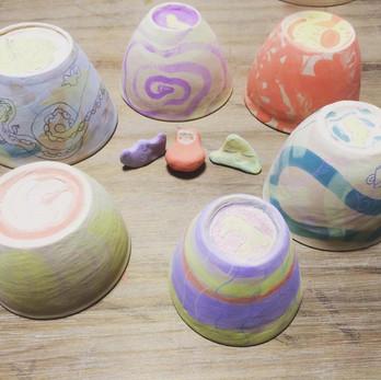 絵付け ceramics painting