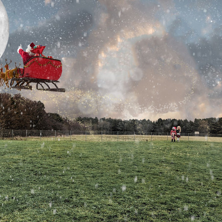 Festive Tales with Santa – Woodhorn Museum