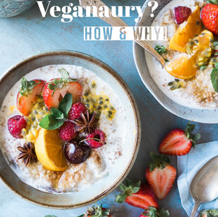 Veganuary? How and why!