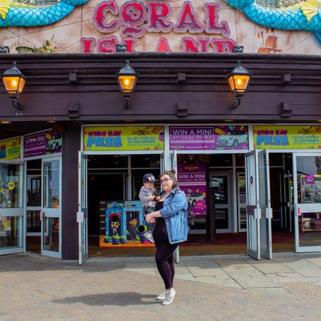 #AD Coral Island, Blackpool – Road Trip