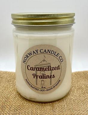 Carmelized Pralines