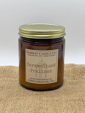 Caramelized Pralines