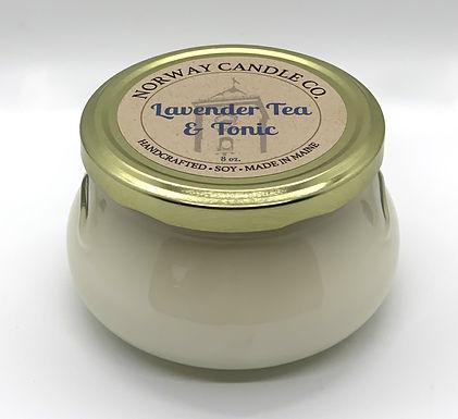 Lavender Tea & Tonic