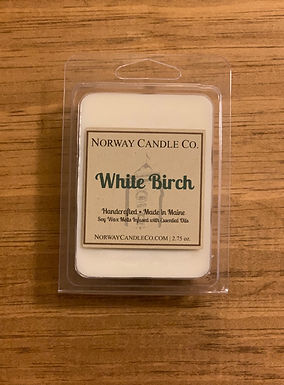 White Birch Soy Wax Melts