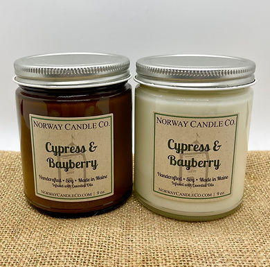 Cypress & Bayberry