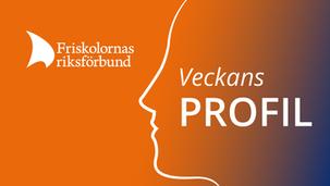 Friskolornas Riksförbund | Veckans PROFIL