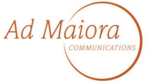 Ad Maiora Communications | Logotype