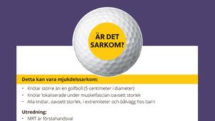 Sarkomföreningen | DR Kampanj