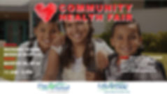 Community Health Fair - Facebook Banner-
