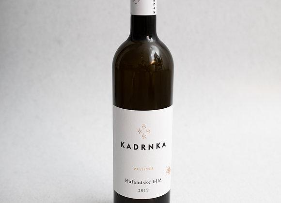Rulandské Bílé, Kadrnka
