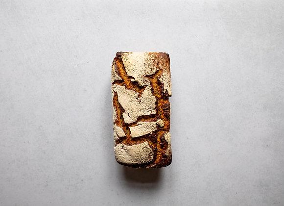 Žitný kvasový chleba