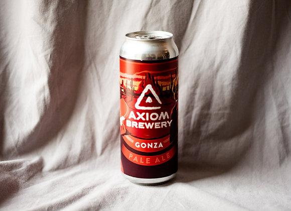 Gonza Pale Ale 500ml - Axiom Brewery