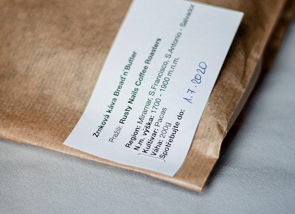 Zrnková káva Rusty Nails 200g