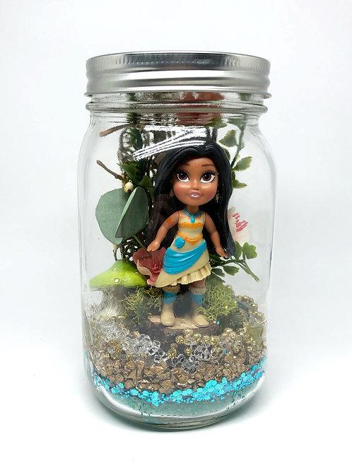 Medium Pocahontas Lantern