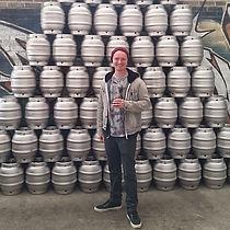 Johnny Briggs, Head Brewer