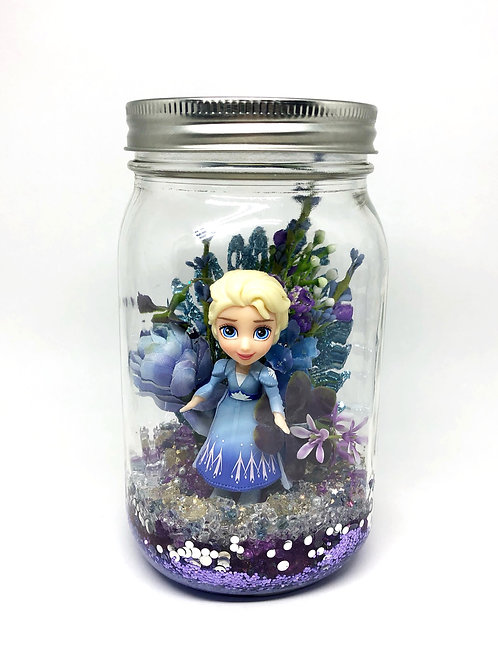 Medium Elsa (Travel Dress) Lantern