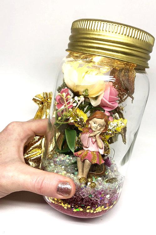Medium Enchanted Fairy Lantern