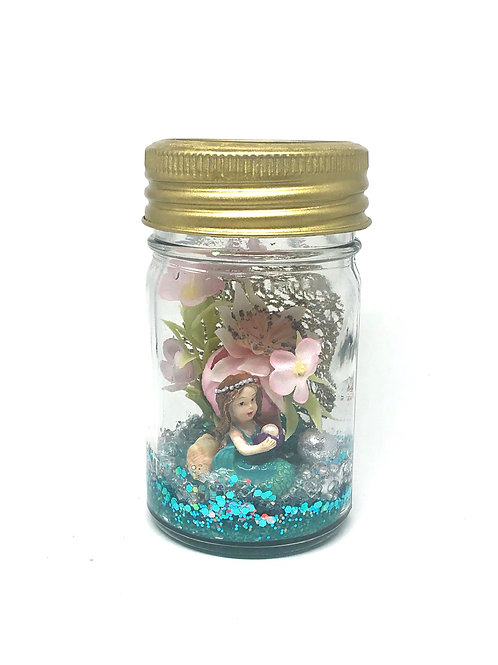 Small Mermaid Lantern