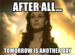 Because Scarlett said so.....