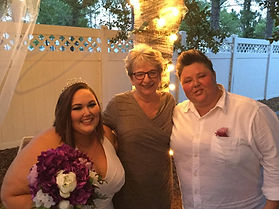 Deborah Hansen Officiant