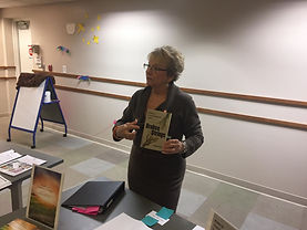 Deborah Hansen, Local Author Talk